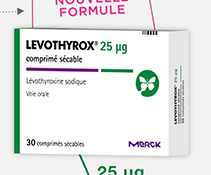 Modification du Levothyrox