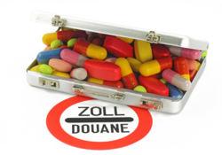 Saisie record de faux médicaments
