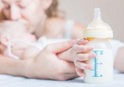 Retrait et rappel de lait en poudre en raison d'une possible contamination par la salmonelle